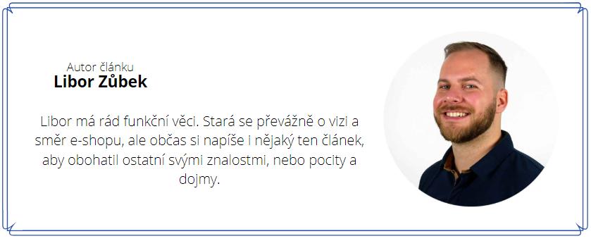 Článek pro Vás sepsal Libor z Laporte.cz