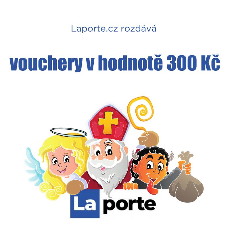 Mikuláš na Laporte.cz
